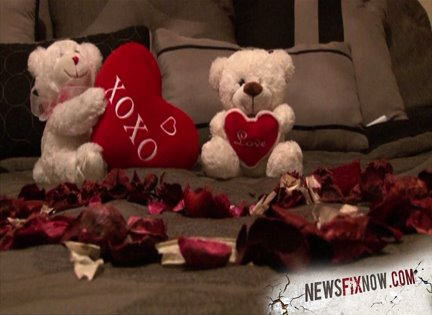Online Dish: Got $218? Then You Could Get Lucky on VDay