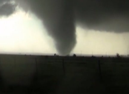 Deadly tornadoes tear through Oklahoma