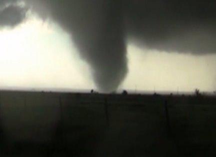 Deadly tornadoes tear through Oklahoma
