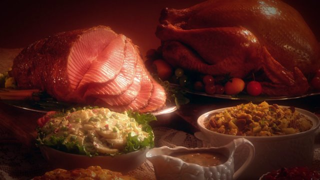 Overeating during Thanksgiving makes you tired, not the turkey