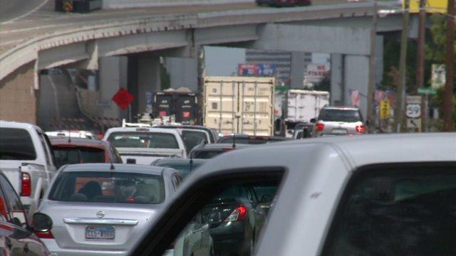 Houston high on traffic, low on public transit