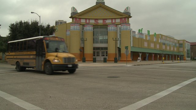 children's museum of Houston nominated for best museum