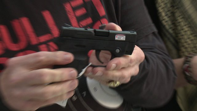 The most popular concealed carry handguns