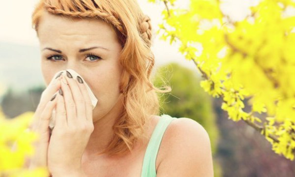 Spring is here and so is allergy season