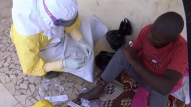 Ebola spreads to third African nation