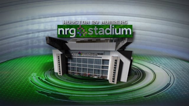 NRG Stadium: Home to the largest scoreboard in the NFL