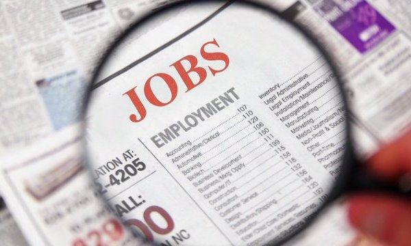 HOUSTON AREA ADD 93300 JOBS OVER PAST YEAR