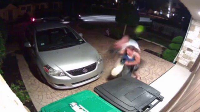 Houston couple robbed at gunpoint