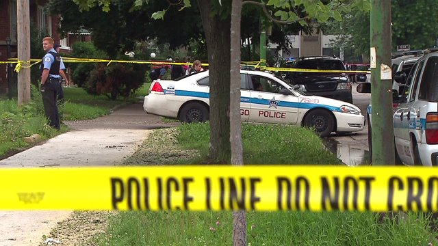 At least 82 shot during violent Chicago Fourth of July weekend