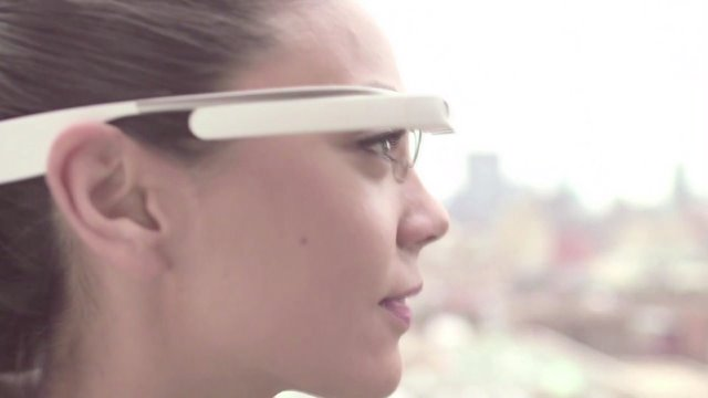 Google Glass can steal passwords
