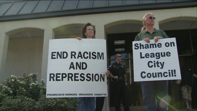 Texas town votes on ordinance to ban undocumented immigrants