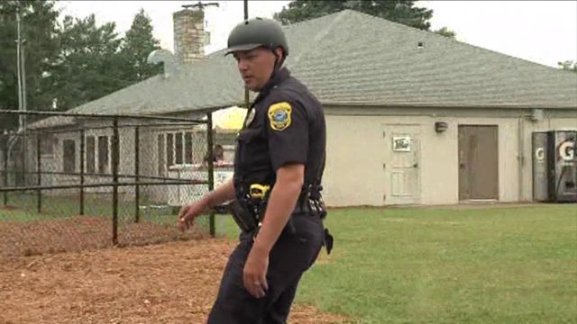 World's Coolest Cop Patrols on a Skateboard
