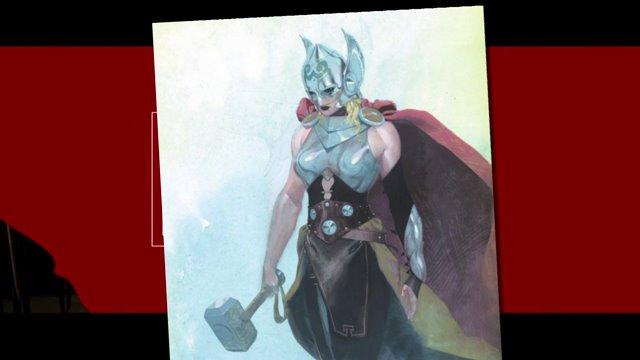 Thor to undergo a sex change