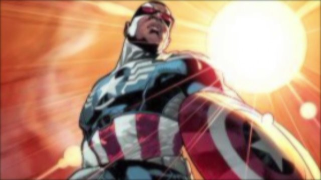 New Captain America will be black