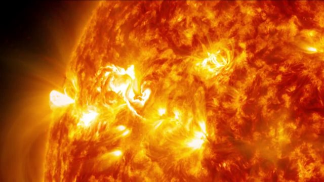The sun has lost its spots, and researchers don't know why