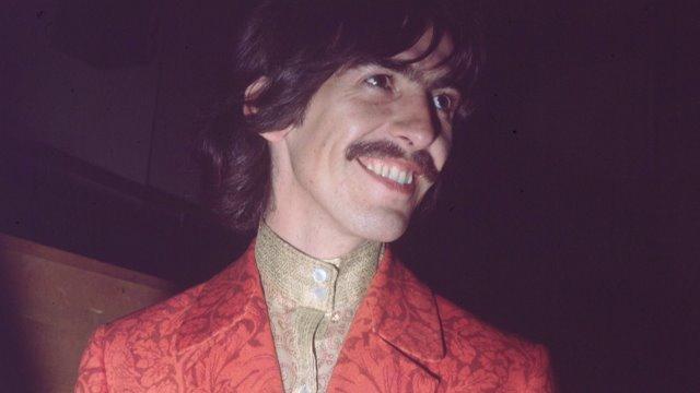 Beatles George Harrison memorial tree killed by beetles