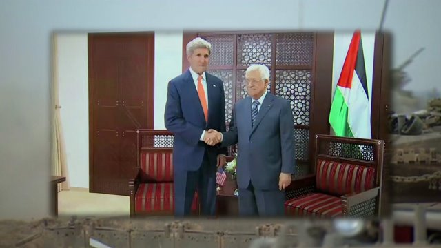 John Kerry hopes to forge cease-fire in Gaza