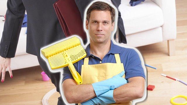 Men who do more housework have more sex