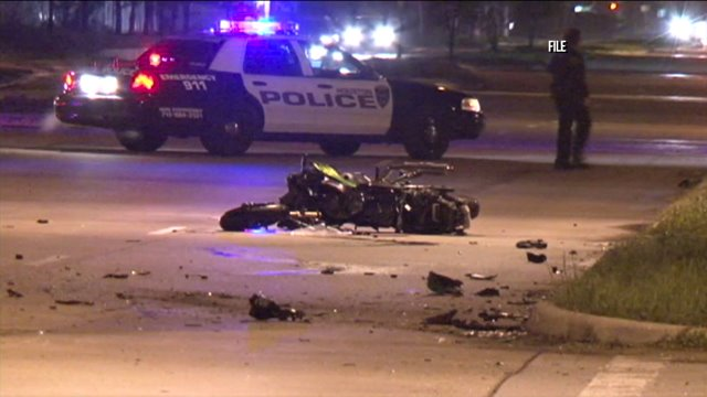 Motorcycle crashes up in Texas and cellphone drivers may be to blame