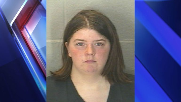 Woman allegedly performed sex act on 1-year-old, recorded
