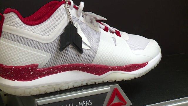 J.J. Watt's new Reebok shoes have hit