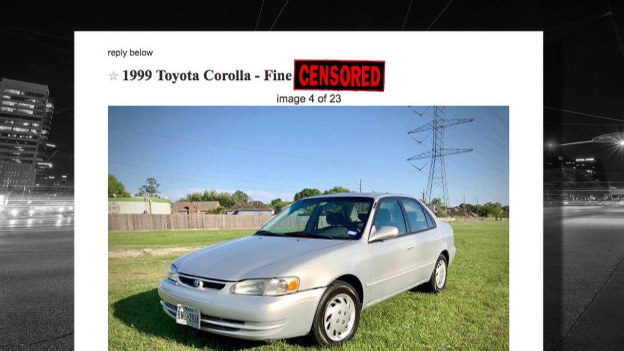 Houston car owner goes viral for hilarious Craigslist ad ...