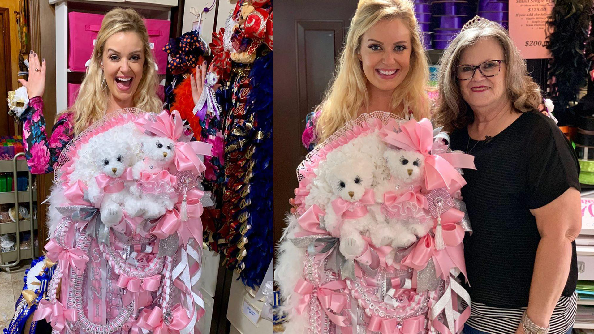 Homecoming Mums Are Gigantic Gaudy And Heavy But We Texans Love