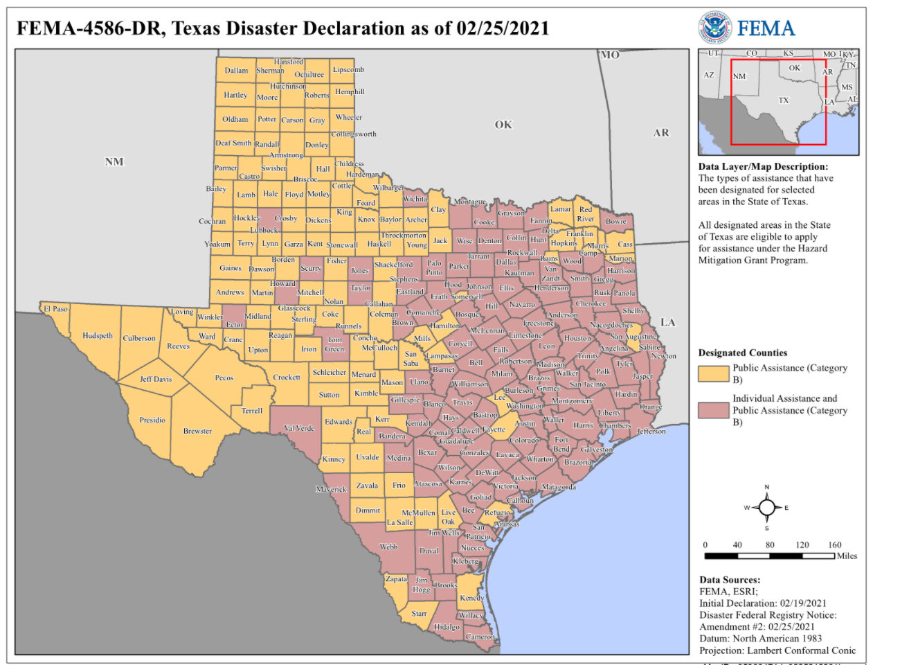 Fema Application Assistance This Week For Those Hit By Texas Winter Freeze Cw39 Houston