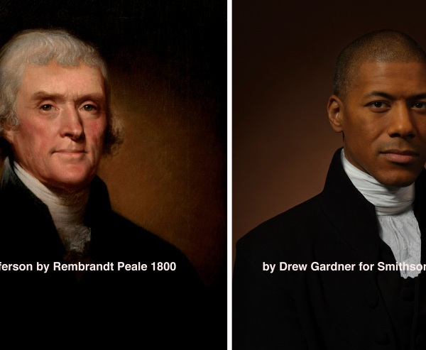 Pres. Thomas Jefferson through the eyes of his BLACK descendant, Shannon LaNier