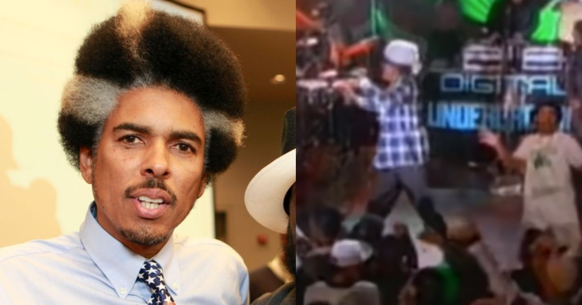 Shock G. Getty Images