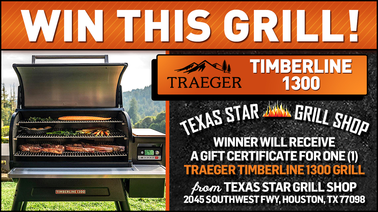 Me & My Grill-Friend Father's Day Grill Sweepstakes