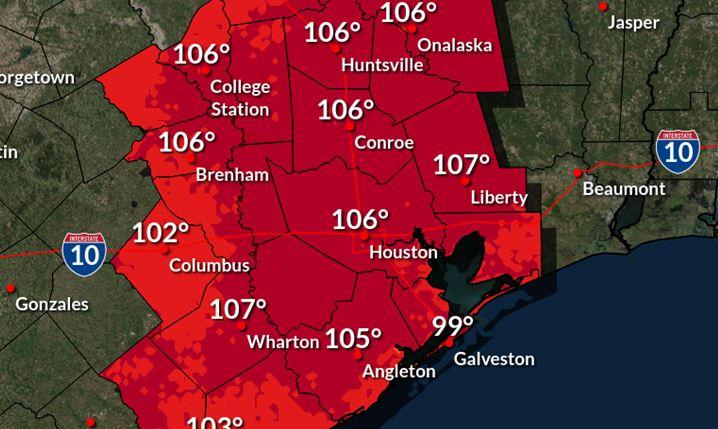 National Weather Service, Houston, Galveston
