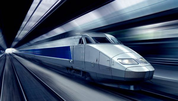 High-speed rail, Getty Images