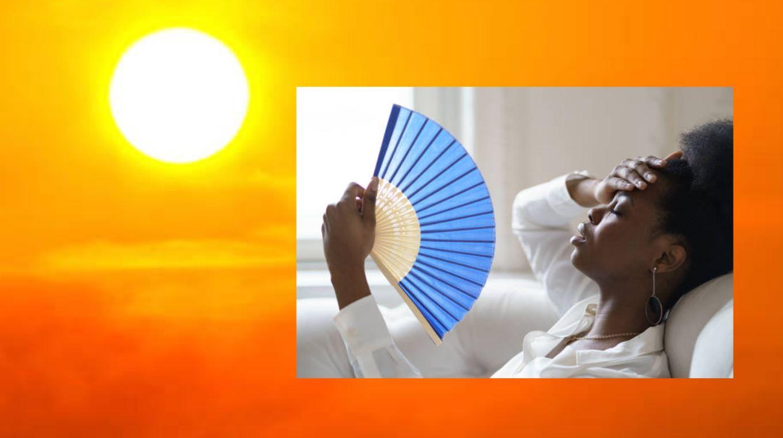 Heat stroke. Getty Images