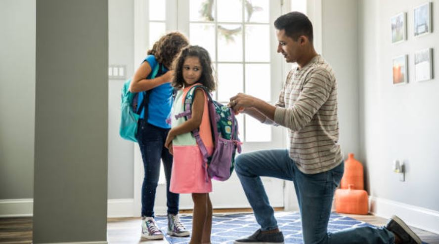 Back To School. Getty Images