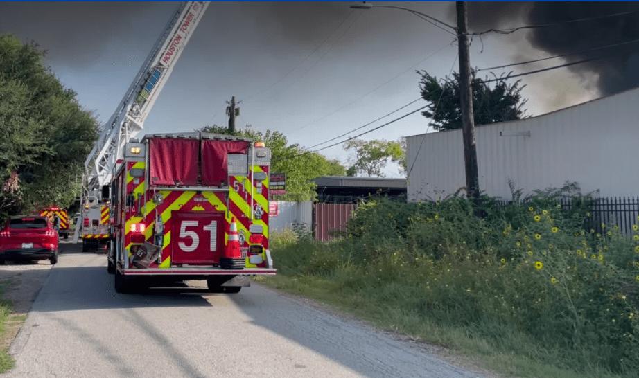 SW HOUSTON FIRE