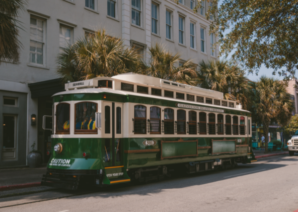 Galveston Trolley