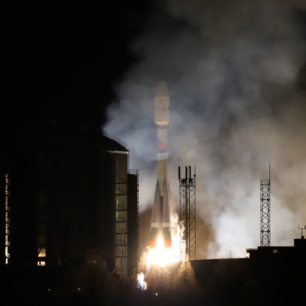 OneWeb satellites taking off from Vostochny Russia today 10 14 2021