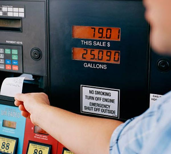 Gas prices. Getty Images