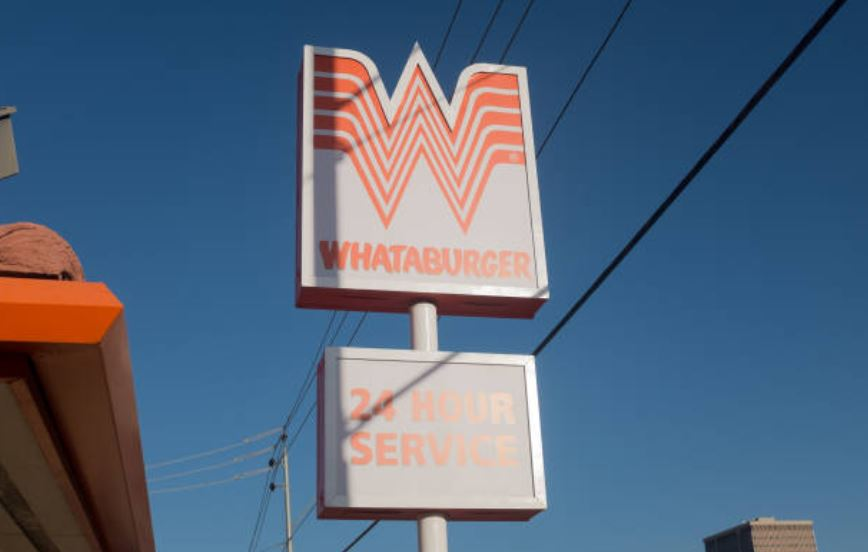 Whataburger. Getty Images