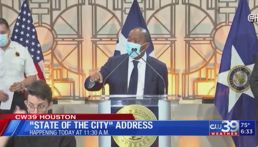 Houston Mayor Turner